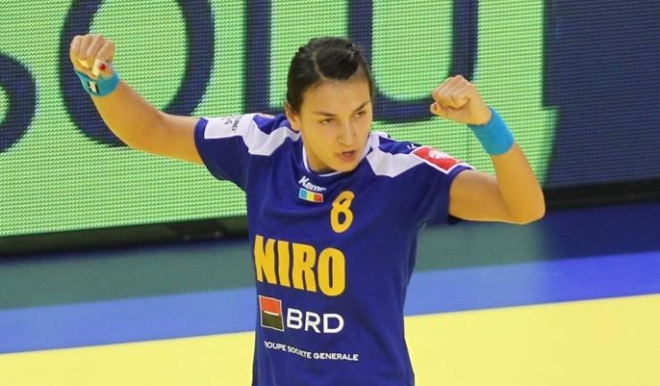 Cristina Neagu a marcat de 13 ori în meciul de duminică