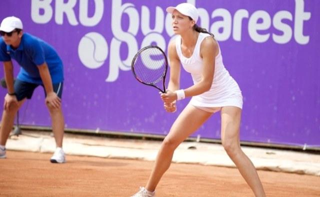 Patricia Ţig (sursa foto: Facebook BRD Bucharest Open)