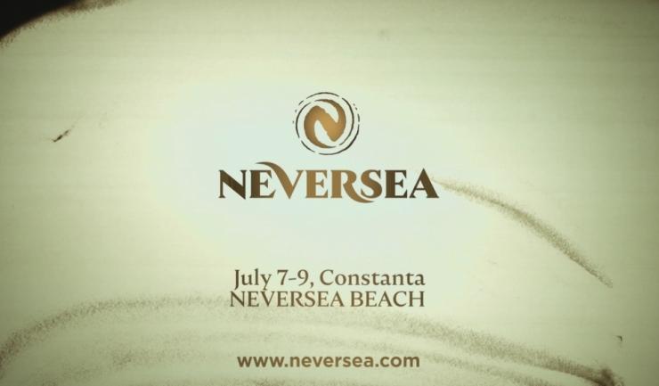 """Organizatorii nu se lasă şi ţin neapărat să boteze şi acest segment de plajă. I-au spus, cum nu s-a mai văzut... """"Neversea"""""""