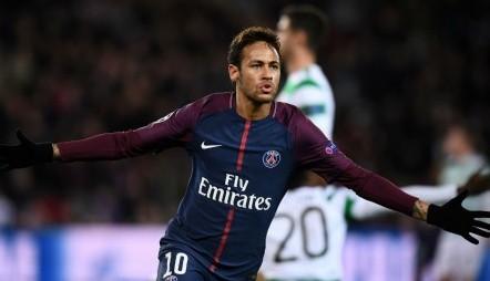 Neymar nu a mai jucat în ultimele luni din cauza unei accidentări