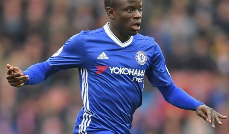 N'Golo Kante a câștigat titlul în Anglia, cu Chelsea Londra