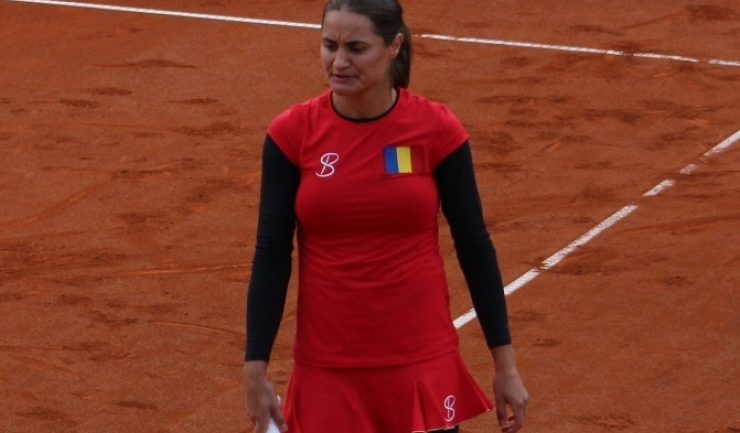 Monica Niculescu a învins-o în trei seturi pe Zarina Diyas