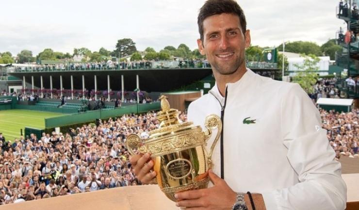Sursa foto: Facebook Novak Djokovic