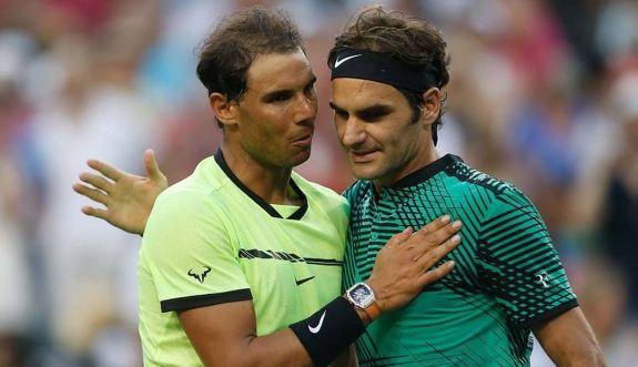 Rafael Nadal şi Roger Federer