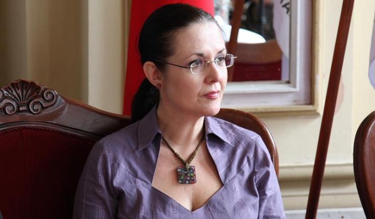 Pianista de renume internațional Raluca Știrbăț, iniţiatoarea campaniei de salvare a casei lui George Enescu de la Mihăileni