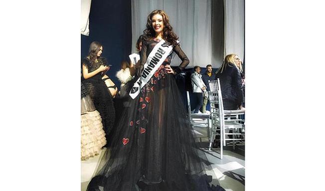 Constănțeanca Andreea Giurea a fost la doar un pas de a primi titlul de Miss România 2017