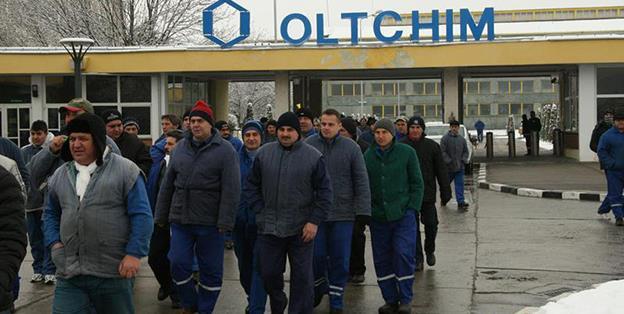 Concurența a aprobat preluarea unor active ale Oltchim de către Chimcomplex