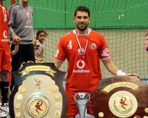 Egipteanul Omar Yassin a semnat un contract pe doi ani cu HCDS (sursa foto: Facebook Omar Yassin Omar)