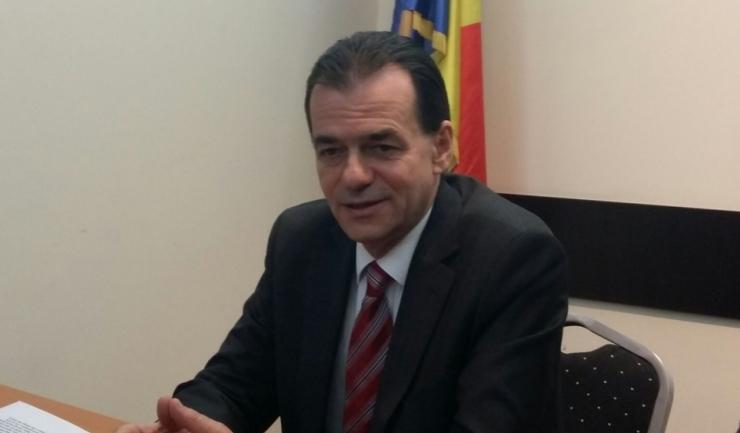 Liberalul Ludovic Orban s-a aflat, miercuri, în turneu electoral la Constanța