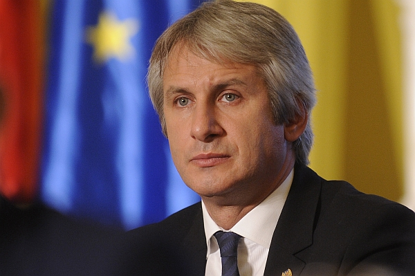 Ministrul Eugen Teodorovici: