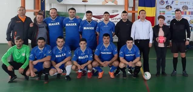 Sport Team, câştigătoarea turneului (sursa foto: Facebook Cupa Prieteniei)