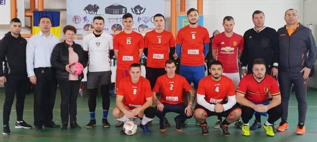 FC Năvodari, ocupanta locului secund (sursa foto: Facebook Cupa Prieteniei)