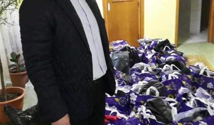 Centrul de plasament Antonio din Medeea Constanța a primit vizita delegației Cupei Prieteniei, ediția a 4-a (sursa foto: Facebook Cupa Prieteniei)