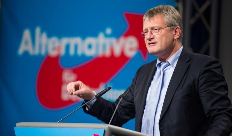 """Co-liderul AfD, Jörg Meuthen: Pactul propus de ONU nu este altceva decât un """"program de recolonizare pentru refugiaţii economici care fug de sărăcie"""""""