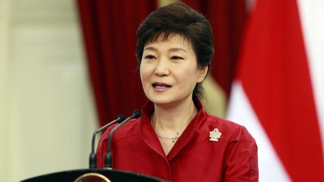 Park Geun-hye, președintele Coreei de Sud
