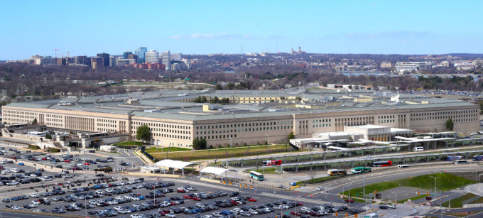 Pentagon, ventilatoare