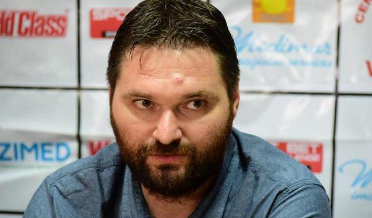 Ionuț Rudi Stănescu a ratat postul de vicepreședinte al FRH
