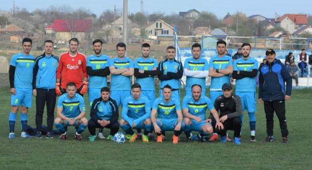 CS Peştera vrea să se menţină pe prima poziţie (sursa foto: Facebook Dornik de Sport)