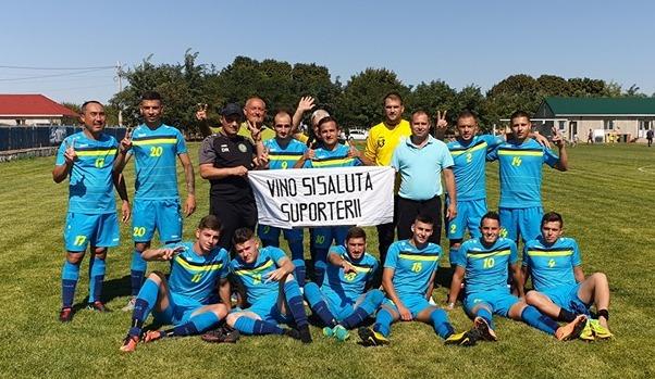 CS Peştera se gândeşte la a noua victorie consecutivă (sursa foto: Facebook Clubul Sportiv Peștera)