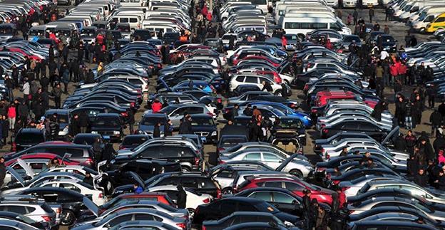 Piața auto a avut, în 2018, cea mai bună performanță din ultimii zece ani - peste 187.000 de mașini noi vândute în România