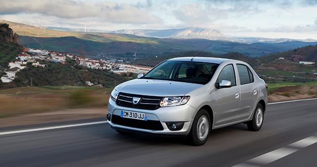 Dacia Logan conduce topul vânzărilor auto din România, în primele trei luni, cu aproape 2.400 de unități