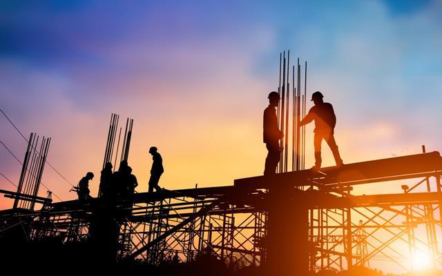 Piața construcțiilor a atins, în 2017, minimul ultimilor zece ani, de sub 9 miliarde euro