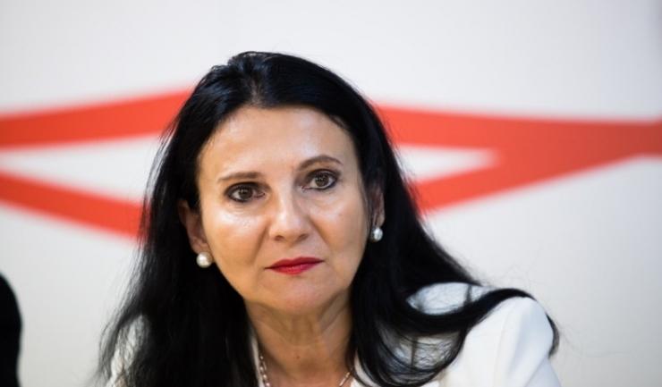 Ministrul Sănătăţii, Sorina Pintea:
