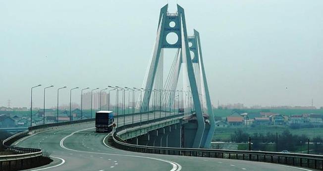Podul nou peste Canal Dunăre Marea Neagră