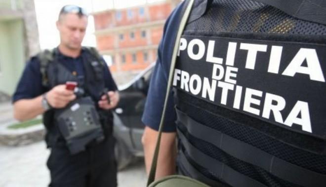 25 de imigranți sirieni și trei călăuze bulgare, depistați de polițiștii constănțeni