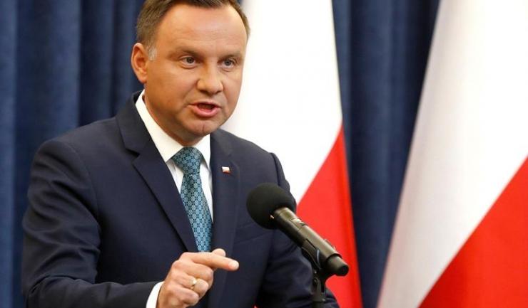 Marşul se va desfăşura sub înaltul patronaj al preşedintelui polonez Andrzej Duda