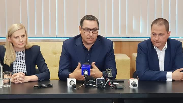 Mircea Dobre, alături de noul său șef de partid - loialități uitate și acum brusc reactivate