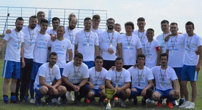 CS Poseidon Limanu-2 Mai a câştigat meciul tur (sursa foto: Facebook Dornik de Sport)