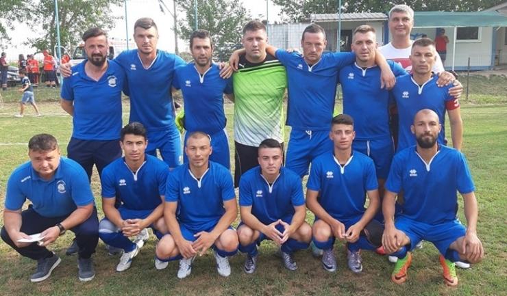 CS Poseidon Limanu-2 Mai va evolua în premieră în al treilea eşalon al fotbalului românesc