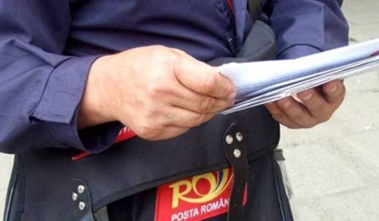 Poşta Română a finalizat distribuirea pensiilor pentru luna ianuarie