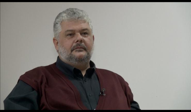 Adrian Stănică, coordonatorul DANUBIUS – RI