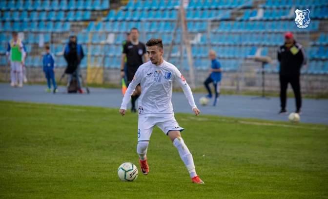 Patrick Petre a evoluat în opt meciuri în tricoul Farului (sursa foto: www.fcfarulconstanta.ro)