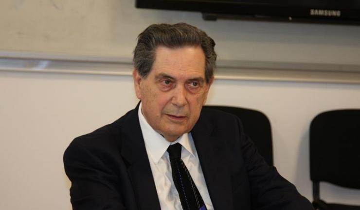 Președintele Asociației Profesorilor Europeni, Silvano Marseglia