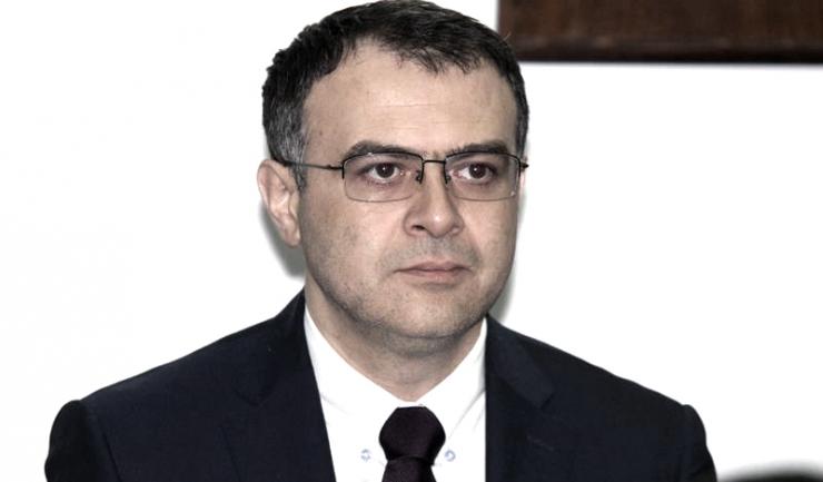 Prefectul județului Constanța, Ion Constantin