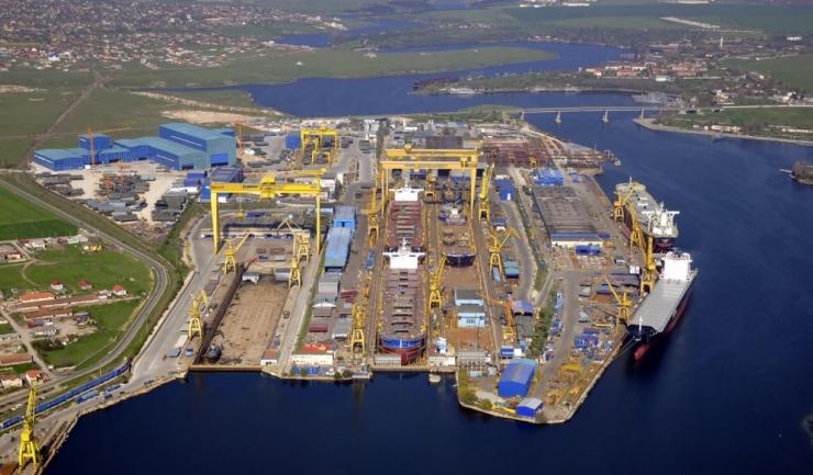 Damen și Șantierul Naval 2 Mai pot prelua Deawoo Mangalia Heavy Industries, a decis Consiliul Concurenței