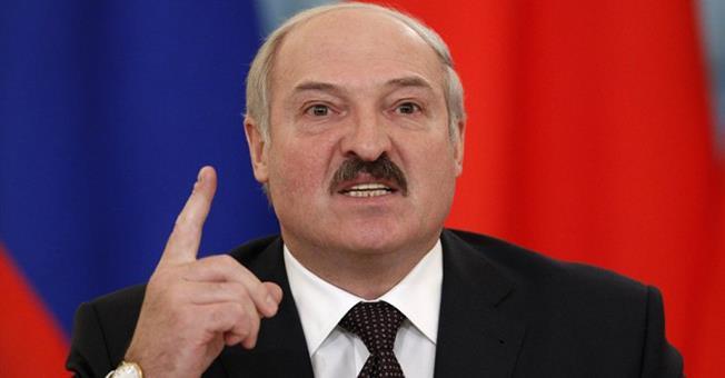 Preşedintele belarus, Alexandr Lukaşenko