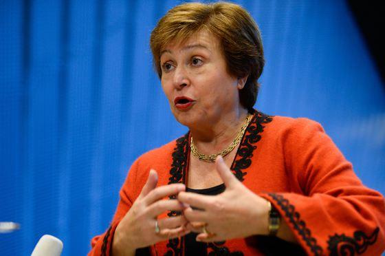 Bulgăroaica Kristalina Georgieva, CEO al Băncii Mondiale, ar putea ocupa poziţia, după negocieri purtate la summitul de la Sibiu