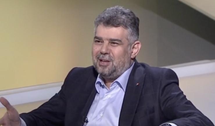 Preşedintele PSD, Marcel Ciolacu, foto: facebook