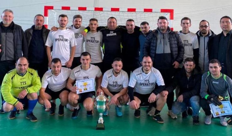 Formaţia TTS Operator Constanţa a câştigat finala mare a turneului