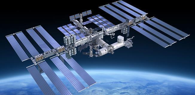 Staţia Spaţială internaţională (ISS)