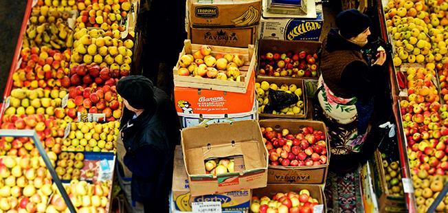 Deficitul agro-alimentar a crescut cu peste 53%, în 2017, sărind de 853 milioane euro