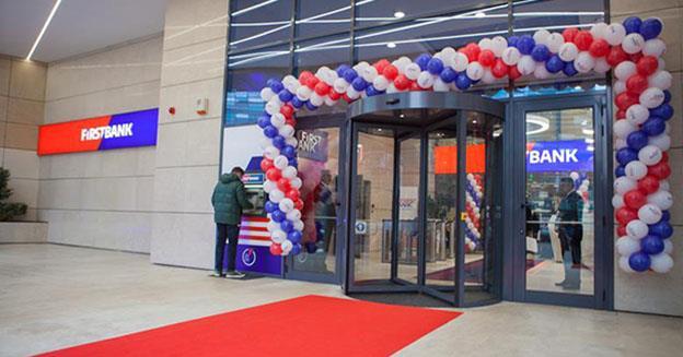 Aproape 380 de angajați din First Bank vor fi disponibilizați, iar 40 de filiale din țară vor fi comasate sau închise