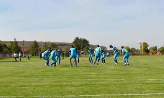 CS Peştera vrea să continue parcursul perfect din actualul sezon (sursa foto: Facebook Clubul Sportiv Peștera)