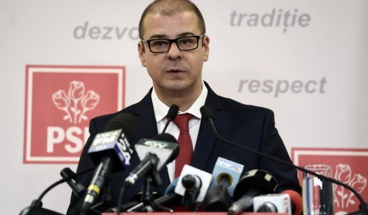 """Purtătorul de cuvânt al PSD, Adrian Dobre: """"Liderii partidului nu vor ceda în fața asaltului DNA și vor merge până la capăt în lupta cu Binomul"""""""