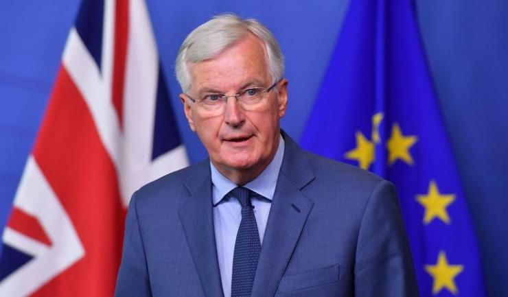 """Negociatorul-şef al Uniunii Europene, Michel Barnier: """"Dacă Marea Britanie vrea să părăsească Uniunea Europeană într-o manieră ordonată, acest acord este - şi va rămâne - singurul acord posibil"""""""