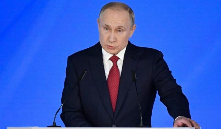 """În discursul anual privind starea naţiunii, ținut în faţa Parlamentului, preşedintele Vladimir Putin a anunțat o serie de """"modificări fundamentale"""" în Constituţia Rusiei"""